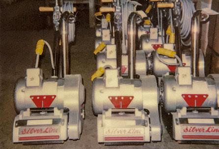 Machine Rentals