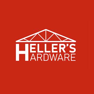 Heller's Hardware logo