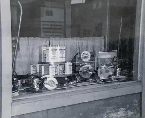 Storefront, Lawrence, MA
